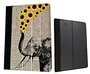 Sample Design Case Fashion Trend For All Amazon Kindle Fire Hd 7'' 2012 /Kindle Fire HD 7'' 2013 / Kindle Fire HD 7'' 2014 / Kindle Fire HDX 7'' 2014 Leather full Case Flip Cover - Choose your Kindle model from the drop box under