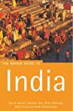 img - for The Rough Guide to India (Rough Guide Travel Guides) by David Abram (2001-10-25) book / textbook / text book