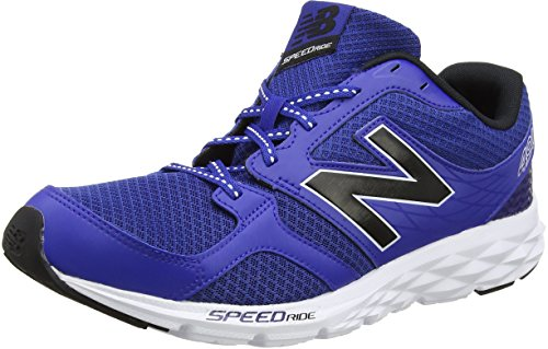 New Balance 490 V3, Training Herren Running Schuhe Blue