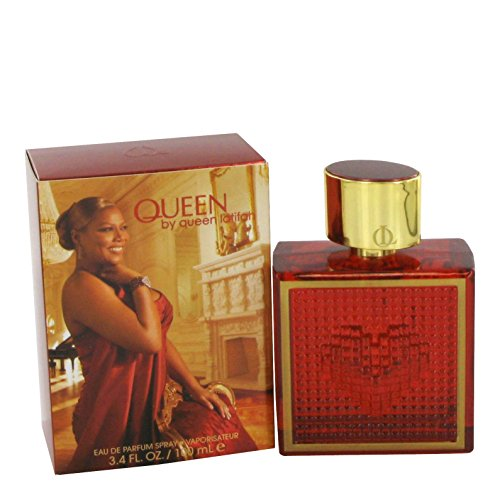(Queen Latifah Queen By Queen Latifah For Women Eau De Parfum Spray, 3.4-Ounce / 100 Ml)