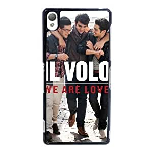 Sony Xperia Z3 Cell Phone Case Black IL VOLO YT3RN2585425