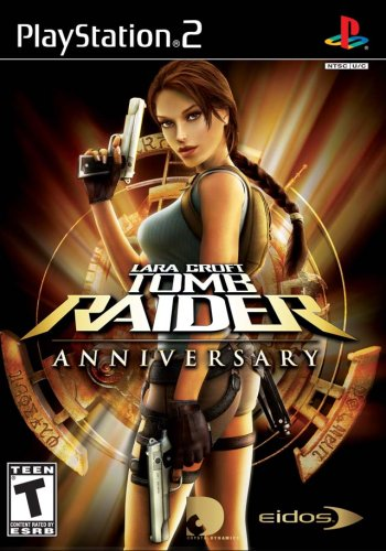 Lara Croft Tomb Raider Game Costume (Tomb Raider Anniversary)