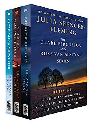 book cover of The Clare Fergusson and Russ Van Alstyne Series Books 1-3