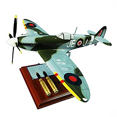 Mastercraft Collection Planes and Weapons Series Spitfire Mk IX,Raf Model Scale:1/34