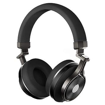 AOVOI Auriculares con Bluetooth Headset Tarjeta de Memoria Radio ...