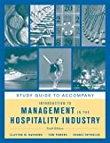 img - for Study Guide to accompany Introduction to Management in the Hospitality Industry, 10e book / textbook / text book