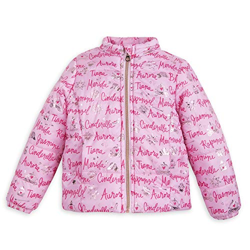 Disney Princess Winter Jacket for Kids - Size 9/10 Pink