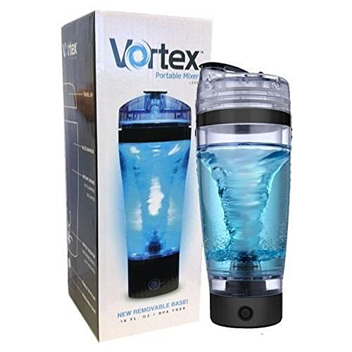 Cellucor Vortex Portable Mixer NEW V2.0 Blender Shaker Bottle Motorized 18 Fl Oz