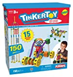 Tinkertoy Super Tink Building Set