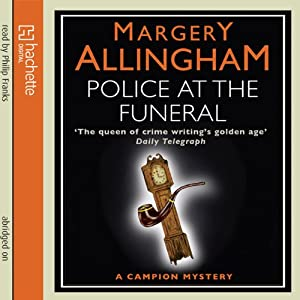 Police at the Funeral Audiobook