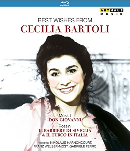 Best Wishes from Cecilia Bartoli (3PC)