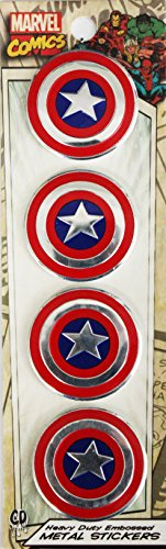 Captain+America Products : Marvel Comics Captain America Shield Officially Licensed Original Artwork