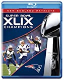 NFL Super Bowl Champions XLIX: New England Patriots on Blu-ray, DVD & Digital Mar 3