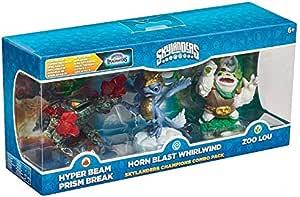 Skylanders Imaginators - Classic Champion Triple Pack - Prism Break Whirlwind and Zoo Lou (Xbox One/PS4/PS3/Xbox 360/Nintendo Wii U)