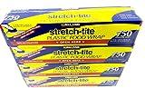 4 Pack - Kirkland Signature Stretch Tite Plastic Food Wrap HUGE 11 7/8'' X 758 ft.
