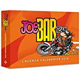 L'agenda-calendrier Joe Bar Team 2018