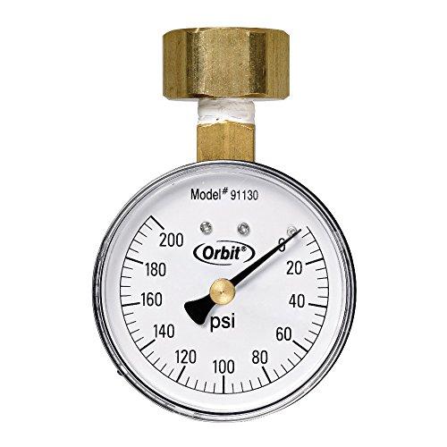 (Orbit WaterMaster Underground 91130 200-Pound Pressure Gauge)