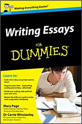 Amazoncom Writing Essays For Dummies  Mary Page  Amazoncom Writing Essays For Dummies  Mary Page Carrie  Winstanley Books Sample Persuasive Essay High School also How To Write An Essay For High School Students  International Business Essays
