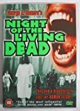 Trilogy of the Dead - box set [Region 2]: Night of the Living Dead 30th Anniversary Version / Dawn of the Dead / Day of the Dead / Document of the Dead / Night of the Living Dead Documentary by George A. Romero