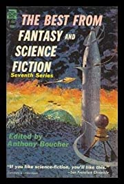 THE BEST FROM FANTASY AND SCIENCE FICTION…