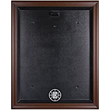 LA Clippers Brown Framed Jersey Display Case - Fanatics Authentic Certified - Basketball Jersey Logo Display Cases