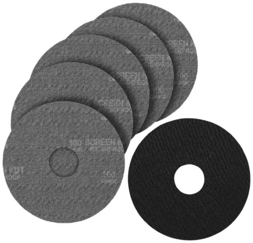 PORTER-CABLE 79080-5 80 Grit Hook & Loop Drywall Sander Pad & Discs (5-Pack)