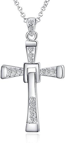 Colgante la Cruz de Toretto Dorado Fast /& Furious collar Dominic Gold cadena oro