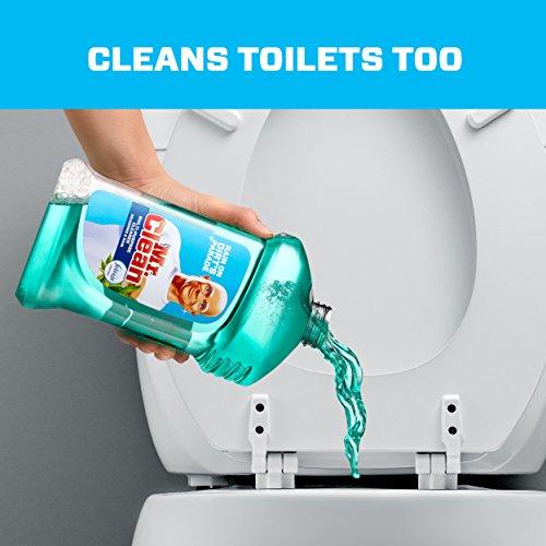 Mr Clean With Febreze Meadows And Rain Multi Surface Cleaner 40 Fl Oz Cleanadviser Com