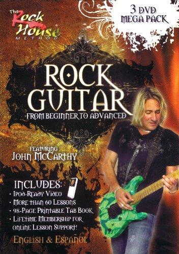 (John McCarthy, Learn Rock Guitar Mega Pack )