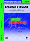 Student Instrumental Course Bassoon Student, Henry Paine and Fred Weber, 0757907091