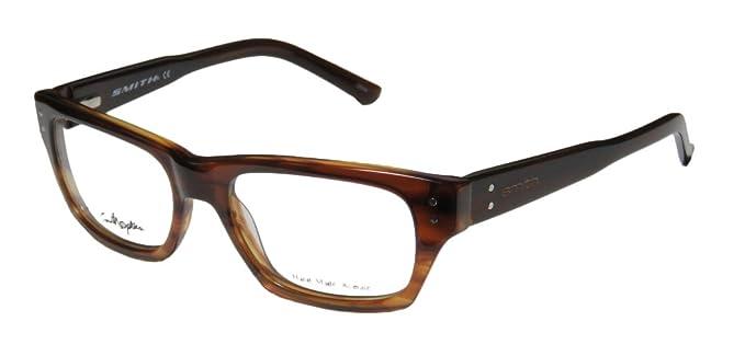 83a18e2d91ee Smith Optics Bradford Mens/Womens Optical Newest Collection Designer  Full-rim Flexible Hinges Eyeglasses