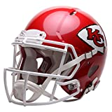Kansas City Chiefs Officially Licensed Speed Authentic Football Helmet