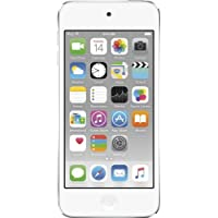 Apple iPod Touch 16GB Silver (6th Generation) MKH42LL/A (Certified Refurbished)
