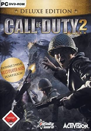 Call of Duty 2 [Mac Steam Code]