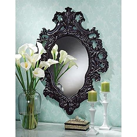 Amazon.com: Madison Collection Madame Antoinette Ebony Salon ...