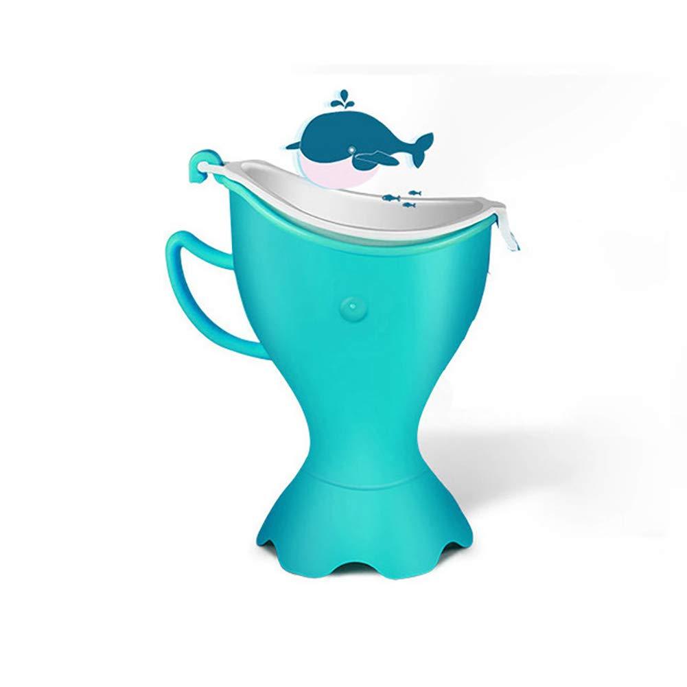 ZZYYZZ Baby Tragbare Notfall Urinal Toiletten-T/öpfchen f/ür Campingreisen mit dem Auto oder PIPI-Training f/ür Kleinkinder f/ür M/ädchen und Jungen,Blue