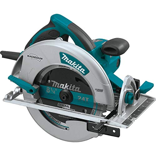 "8-1/4″"" Magnesium Circular Saw with L.E.D. Lights"