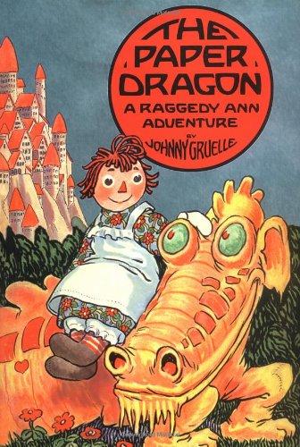 Raggedy Ann Doll History - The Paper Dragon (A Raggedy Ann Adventure)