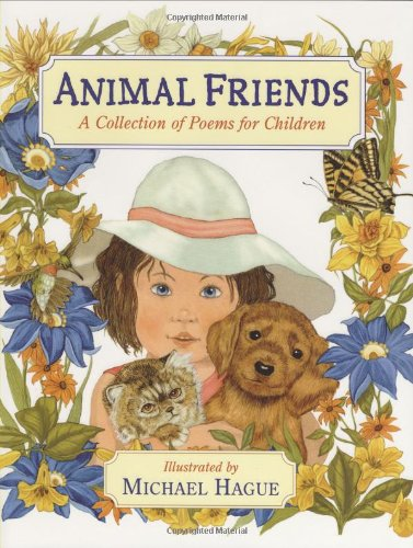 Animal Friends: A Collection of Poems for Children PDF