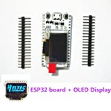Big Sale! ESP32 Development Board /WiFi With 0.96inch OLED Display WIFI Kit32 Arduino Compatible CP2012 for arduino nodemcu