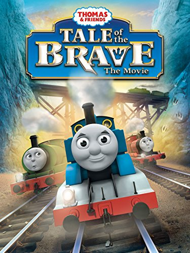Thomas & Friends: Tale Of The Brave-The