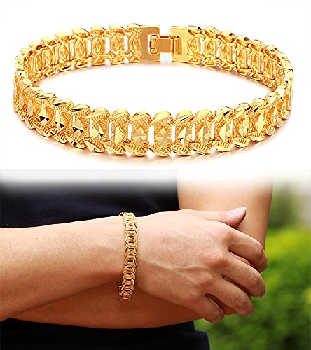 Suyi Plated Bracelet Classic Carving