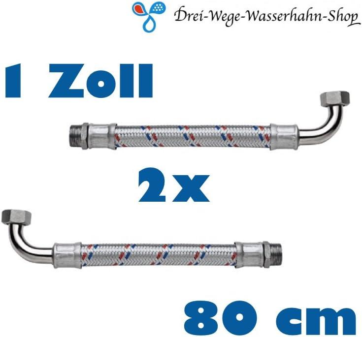 Cornat T596000  Verbindungsschlauch 3//4 Zoll IG x 3//4 Zoll IG x 500 mm