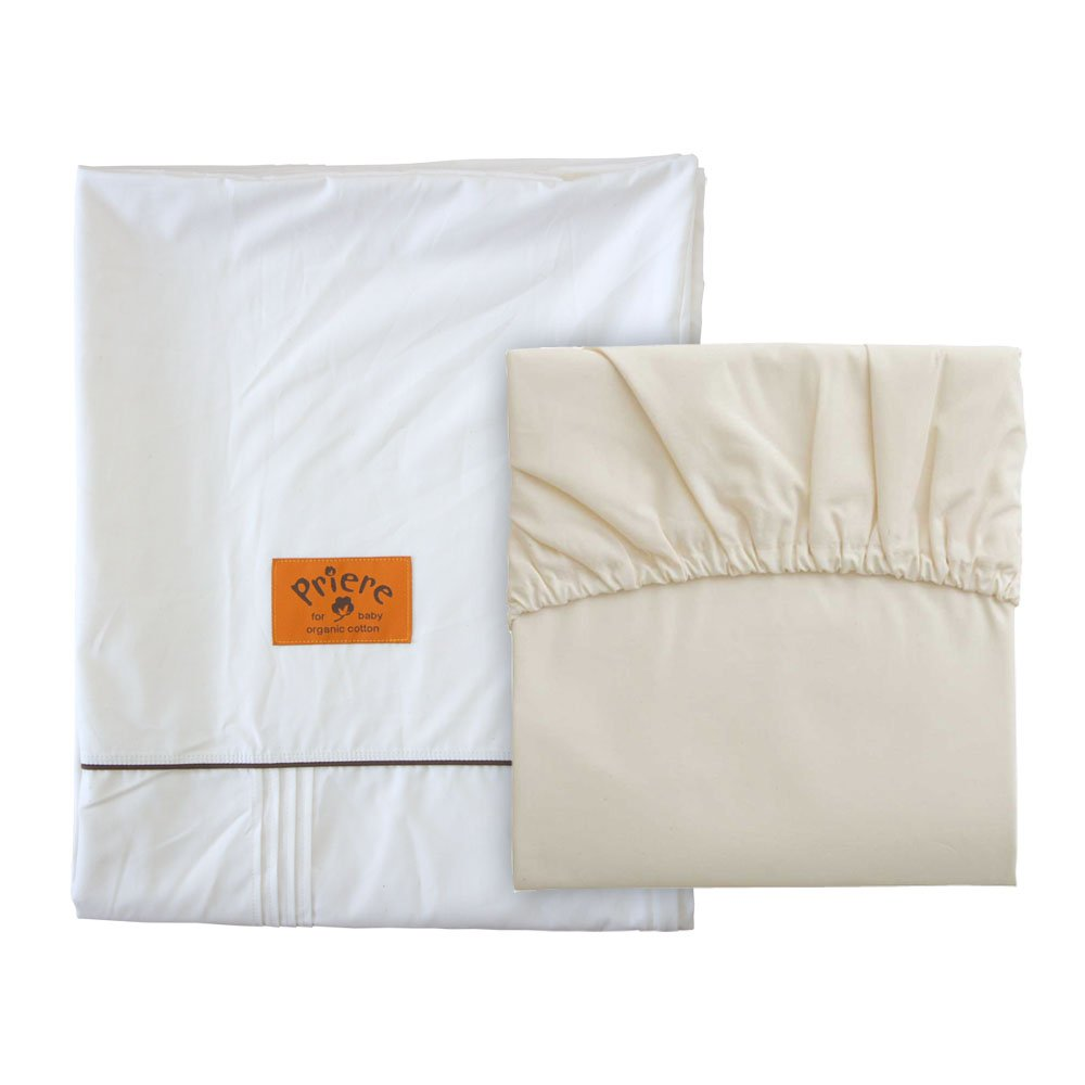 baby.e-sleep (baby Yi sleep) Purieru Soleil Petit cover set made in Japan Organic (mini size hanging cover + fit sheets)