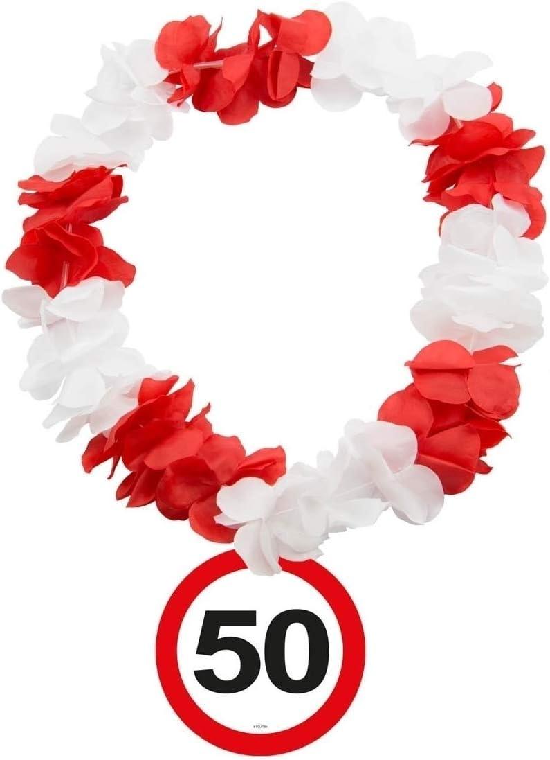 2 Stk Folat FOL63520P2 Hawaiian Chain with Traffic Sign
