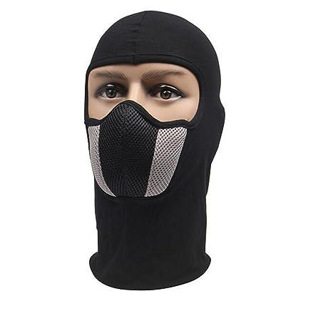 Sturmhaube Ski Maske – Softair masks-deepcamp kaltem Wetter Gesicht ...