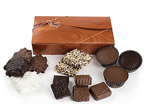 Rocky Mountain Chocolate Factory Large Signature Assortment Gift Tower, 32 Ounce