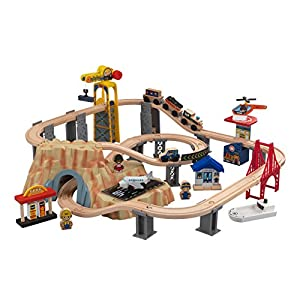 kidkraft train set assembly instructions