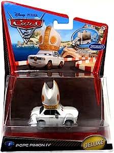 Mattel V2843 Mega coches Cars 2 - Pope Pinion IV