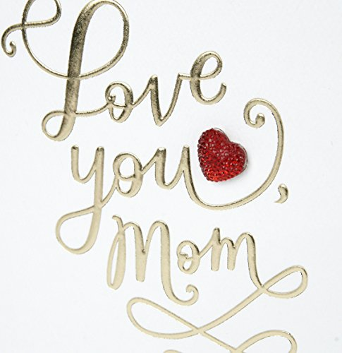 Hallmark Valentine's Day Greeting Card for Mother (Love You Mom) Photo #6